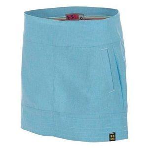 UNDER ARMOUR Rip Tide Aqua Blue Skirt